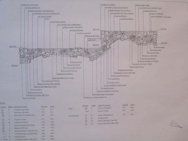 Pflanzplan Hochbeet Gartenplanung