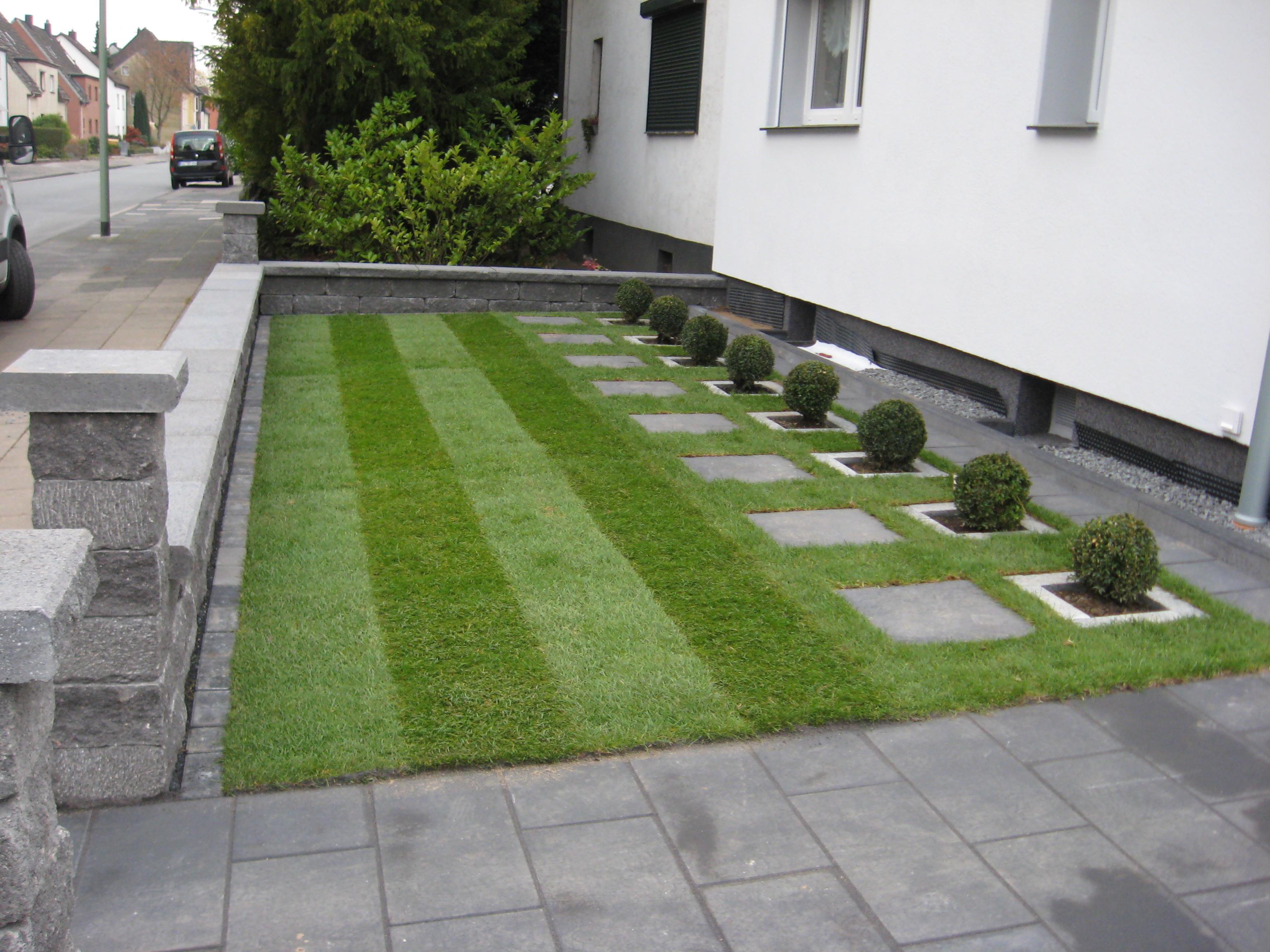 Vorgarten Garten Und Landschaftsbau Bowles